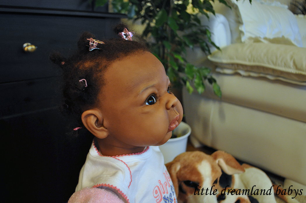 Reborn Doll by Sylvia Jantzen Little Dreamland Babies Buy Online